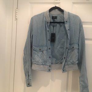 Joe's Jeans soft jean jacket